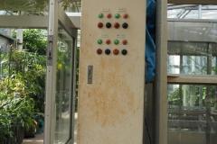 サボテン温室分電盤
